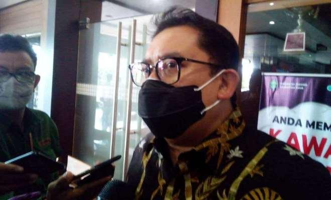 Lantang Bahas Korupsi Dana Corona, Begini Reaksi Fadli Zon Saat Ditanya Korupsi Benur