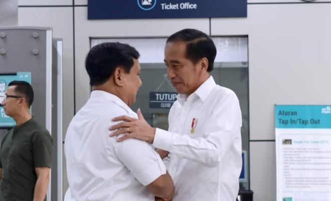 TIKTAK.ID - Penunjukan Suryo Prabowo, Ujian bagi Prabowo Sekaligus Lapang Dadanya Jokowi