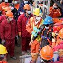 Tim Penyelamat China Berhasil Selamatkan 11 Penambang Emas yang Terjebak Ratusan Meter di Bawah Tanah