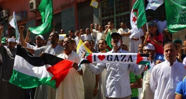 Parlemen Aljazair Usulkan RUU Larang Promosikan Normalisasi dengan Israel