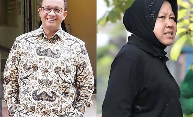(Cek Hoaks atau Fakta) Jokowi Tunjuk Risma Gantikan Anies