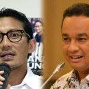 Dulu Kompak di DKI, Mungkinkah Anies Bertarung di Pilpres 2024 Lawan Sandi?