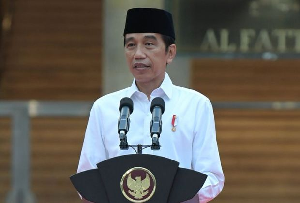 PP Komponen Cadangan Diteken Jokowi, WNI Biasa Bisa Berpangkat Militer ala TNI