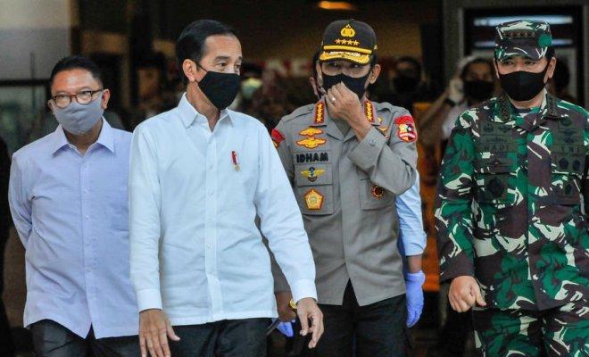 Jokowi Sudah Serahkan Nama Calon Kapolri ke DPR, Siapa Dia?