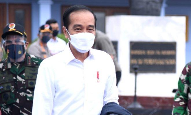Jokowi Beri Izin Penamaan Pulau, Gunung dan Sungai Pakai Bahasa Asing