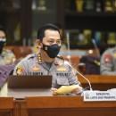 Sederet Janji Listyo Sigit Prabowo yang Akhirnya Lolos Fit and Proper Test di DPR