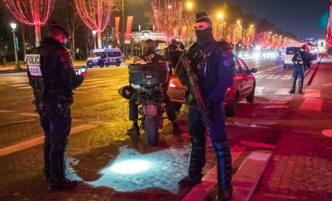 Pandemi Kekang Perayaan Malam Tahun Baru di Seluruh Dunia