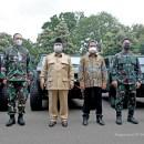 KSAD Andika Dapat Hadiah Puluhan Mobil dari Menhan Prabowo