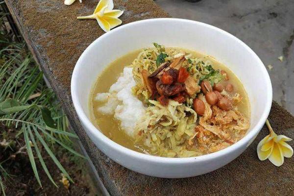 Resep Bubur Mengguh Khas Bali, Cocok Dimakan Saat Hujan