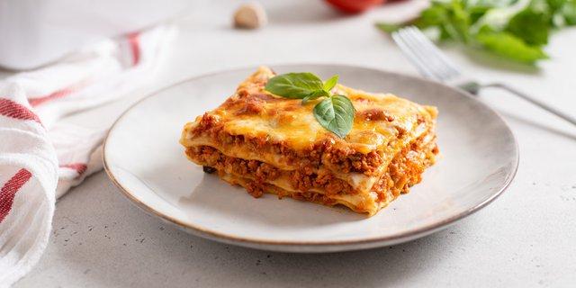 Resep Lasagna Rendang, Paduan Kuliner Italia-Padang