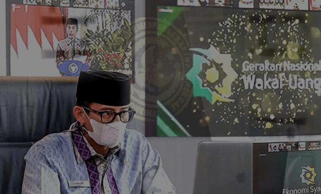 Rocky Gerung Semprot Sandiaga Soal Kampanye Wakaf Jokowi