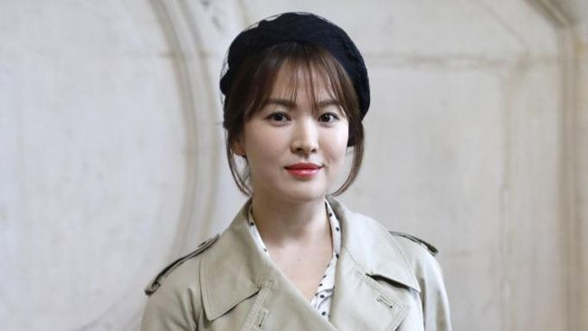 "Song Hye Kyo Akan Comeback Lewat Drama ""The Glory"""