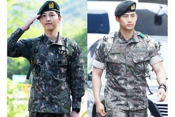 Song Joong Ki Comeback Lewat Drama 'Vincenzo', Adu Peran dengan TaecYeon