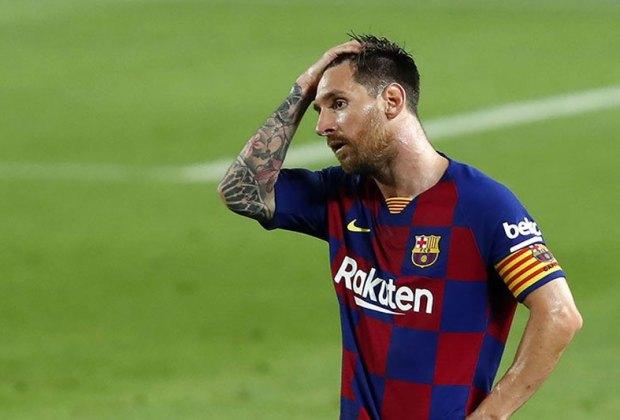 Ternyata Lionel Messi Telah Bulatkan Tekad Minggat dari Barcelona Akhir Musim Lalu
