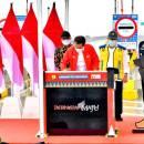Resmikan Tol Bakauheni-Palembang, Jokowi: Hemat Waktu Tempuh hingga 75 Persen