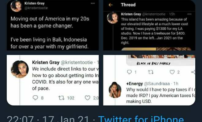 Gemblung! Bule Amerika ini Ajak Bule Lain Ramai-ramai Tinggal di Bali dengan Akali Aturan Imigrasi