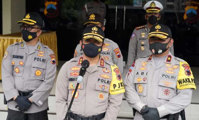 Polri Siap Amankan Distribusi Vaksin Covid di Jateng