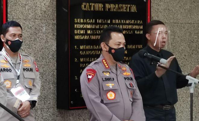 Kapolri Minta Jajarannya Tegas Proses Ujaran Kebencian dan Rasisme Meski Pelakunya Pendukung Jokowi