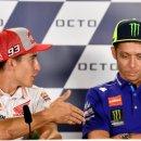 Gara-gara Insiden MotoGP 2015, Hingga Kini Rossi Belum Bisa Maafkan Marquez