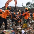 Kabar Terkini Banjir Bandang dan Longsor Nganjuk, Tim SAR Surabaya Evakuasi 26 Korban Tertimbun