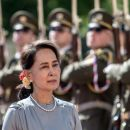 Setelah Dikudeta, Aung San Suu Kyi Didakwa Langgar UU Ekspor-Impor