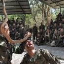 PETA Desak Prabowo Hentikan Latihan Nyeleneh TNI Minum Darah Ular Kobra dan Makan Tokek Hidup