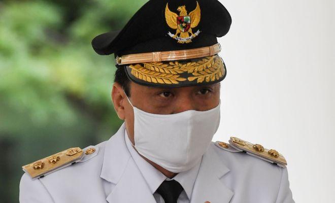 Riza Heran, Ketua DPRD DKI Minta Anies Tanggung Jawab Soal Kasus Korupsi Program Rumah DP 0 Rupiah