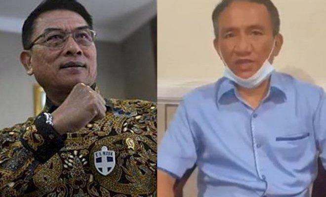 Andi Arief Sebut Demokrat Kubu Moeldoko Gagal Daftar di Kemenkumham, Benarkah?