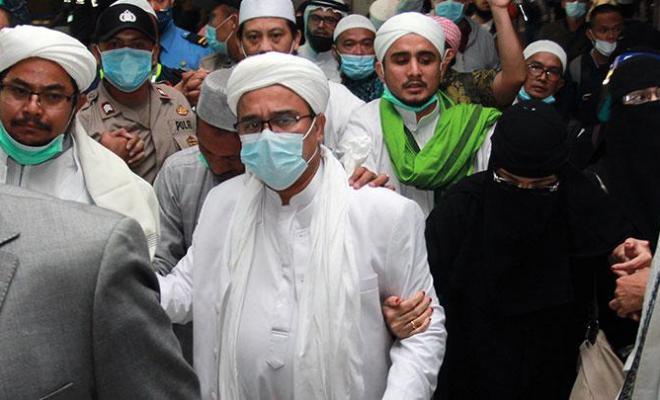 Habib Rizieq Tuding Mahfud MD, Luhut dan 2 Menteri Jokowi Lainnya Bohong Soal Covid-19