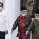 Amien Rais Temui Jokowi Bahas Laskar FPI, Apa Saja Poin-poinnya?
