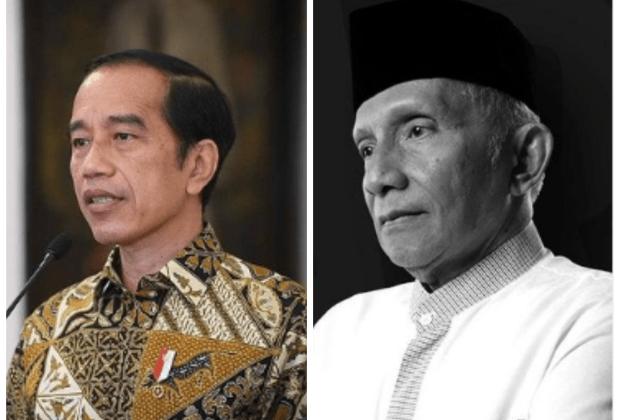 Amien Rais Mimpi di Siang Bolong, Bangun Tidur: 'Oh Pak Jokowi Mau 3 Periode'