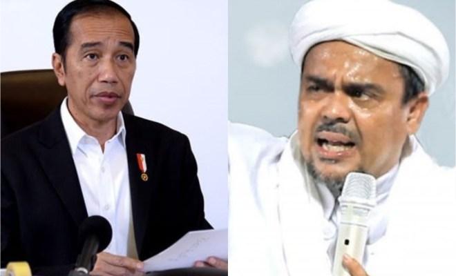 Jokowi Teken Perpres Investasi Miras, Begini Respons Keras Rizieq Shihab