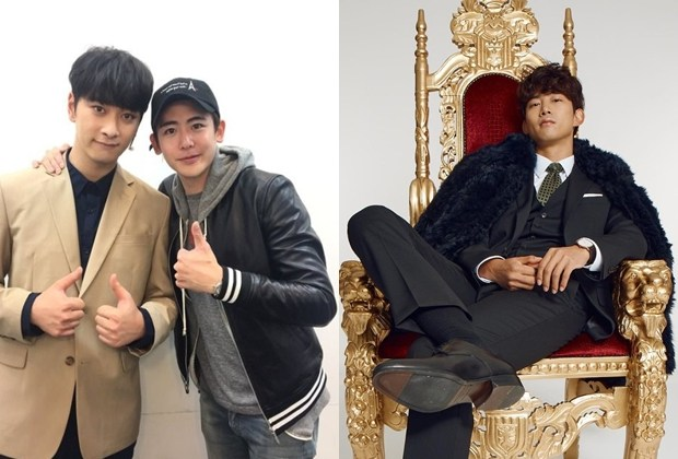 Nichkhun dan Chansung 2PM Akan Gabung dengan Taecyeon Tampil di 'Vincenzo'