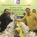 Koalisi Pulau Kali Age, Langkah Golkar-NasDem Songsong Pilpres 2024