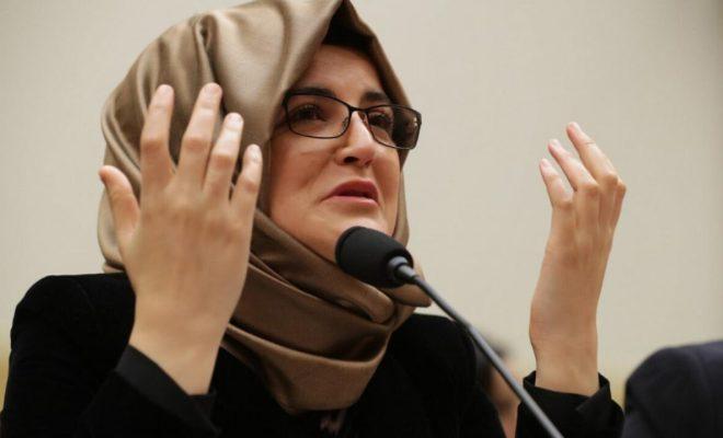 Tunangan Jamal Khasshoggi, Hatice Cengiz