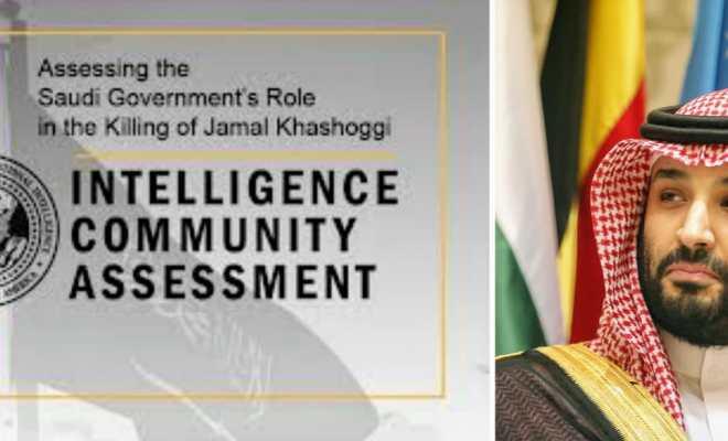 Teks Lengkap Laporan Intelijen AS Muat Keterlibatan Bin Salman dalam Pembunuhan Jamal Khashoggi