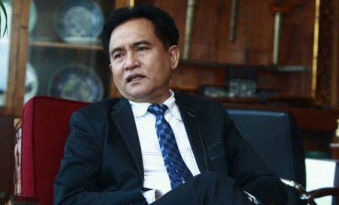Yusril Sebut Peluang Jokowi 3 Periode Lewat Amendemen UU, Kecil