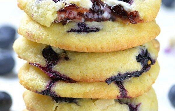 Bingung Cari Kue Lebaran, Blueberry Cookies Bisa Jadi Pilihan