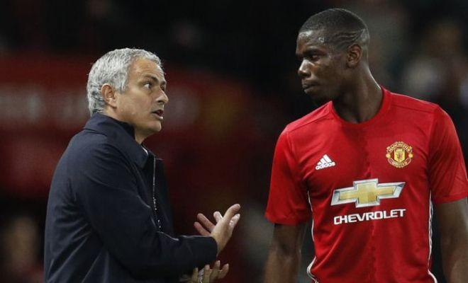 Dikritik Paul Pogba, Jose Mourinho Tak Peduli