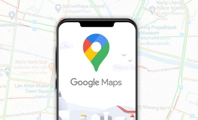 Fitur Anyar Google Maps, Berikan Rute Irit Bahan Bakar