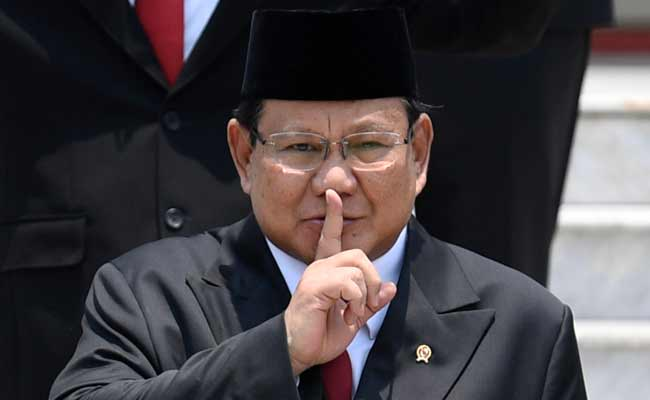 Gerindra Sebut Prabowo Belum Putuskan Kembali Nyapres Meski Didukung Kader Partai