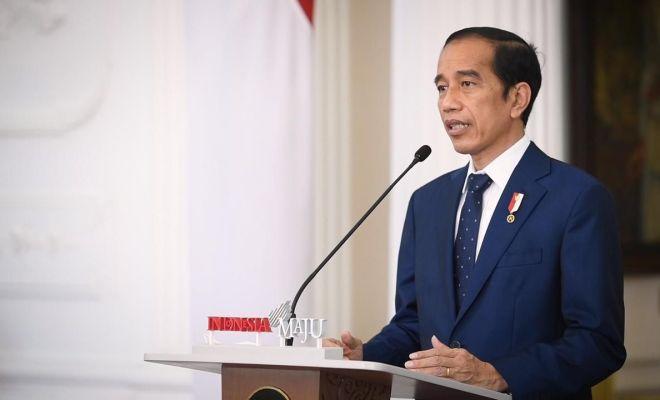 Isi Surat Jokowi ke DPR: Gabungkan 2 Kementerian Lama, Bentuk 1 Kementerian Baru