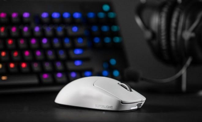 Logitech RIlis Mouse Gaming G Pro X Superlight