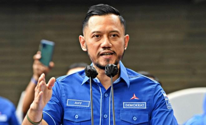 Pemerintah Tolak Sahkan Demokrat Kubu Moeldoko dan Marzuki Alie, AHY Sampaikan Terima Kasih ke Jokowi