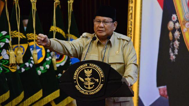 Prabowo Minta Anggota Denwalsus Berparas Sempurna