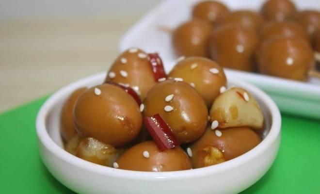 Resep Telur Kecap ala Korea untuk Stok Sahur