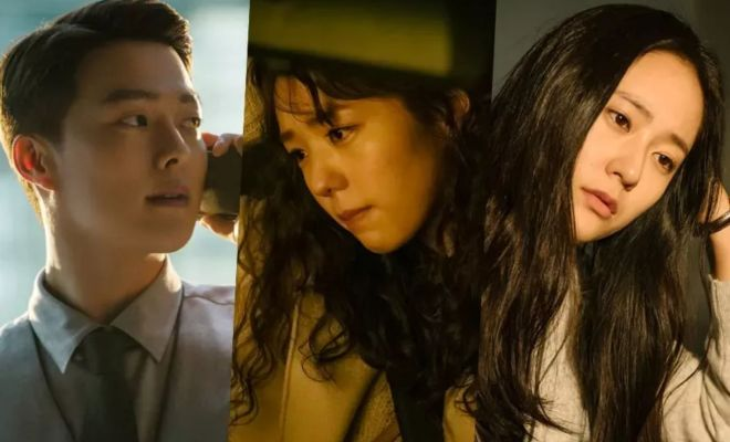 Krystal Jung dan Jang Ki Young Akan Bintangi Film 'Sweet and Sour' di Netflix