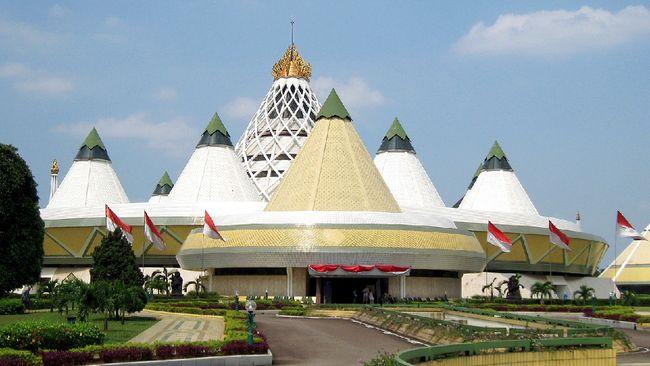 TMII Diambil Alih dari Keluarga Soeharto, PDIP: Presiden Jokowi Selamatkan Harta Negara