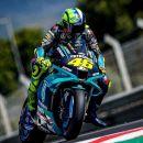 Valentino Rossi Jatuh di MotoGP Portugal