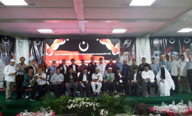 Masyumi 'Reborn' Pimpinan Ahmad Yani Umumkan Struktur Kepengurusan Partai